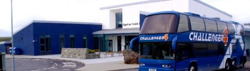 Challenger Bus on Lewis 16-20 June