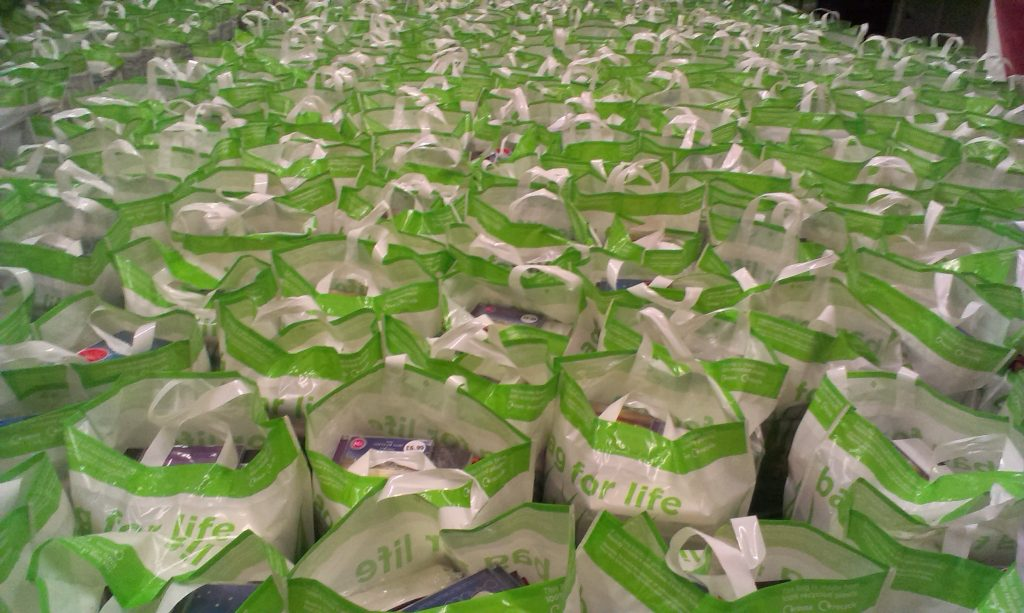 2006<br>Senior Citizens' Gift Bags