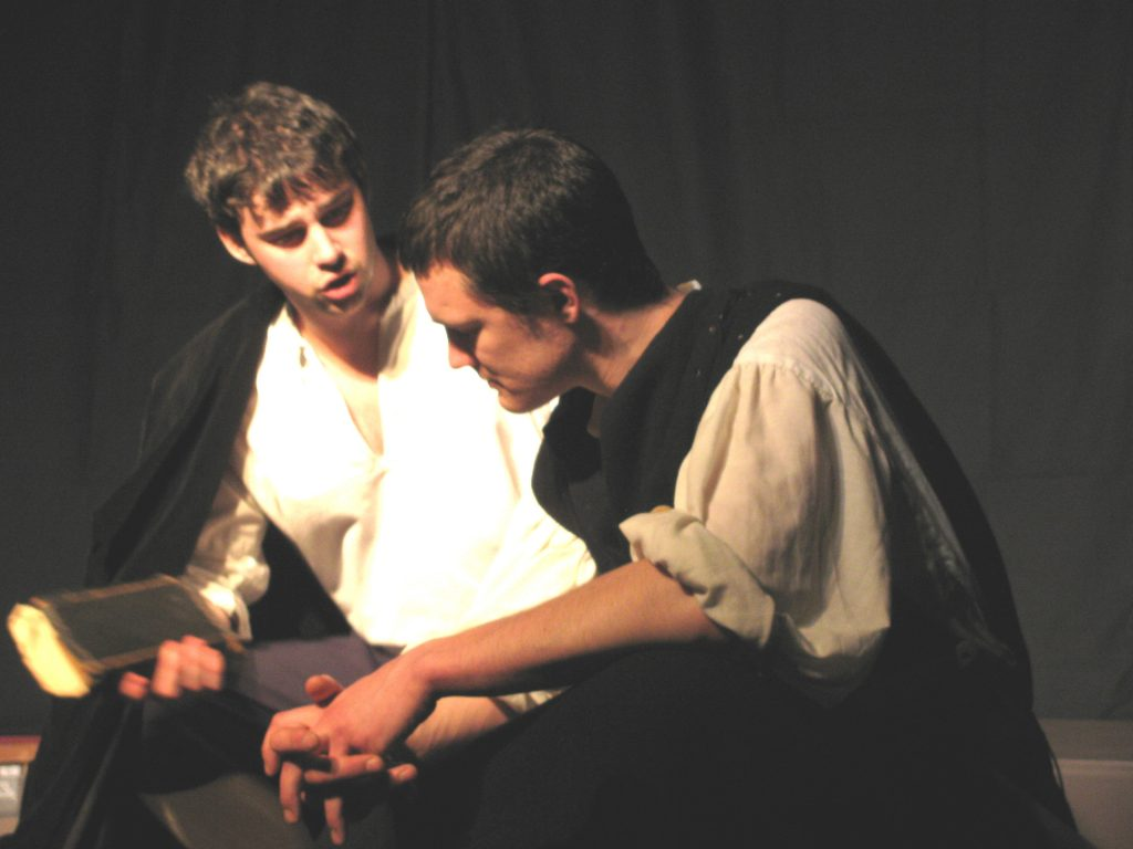 2009<br>Burning Issues First Feature-length Play