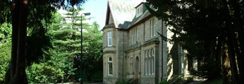 <b>1992:</b><br>Balcary House acquired in Hawick