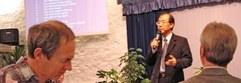 <b>1992:</b><br>First Bible School