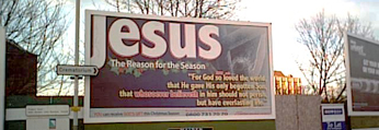 <b>2003:</b><br>Billboard Ministry Launched