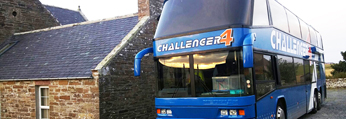 <b>2012:</b><br>Challenger 4 Launched