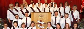 <b>2002:</b><br>Upper Room Singers formed