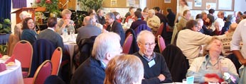 <b>2003:</b><br>Pastors & Leaders Luncheons Launched