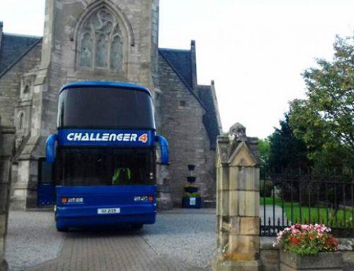 Challenger Bus: Invergordon