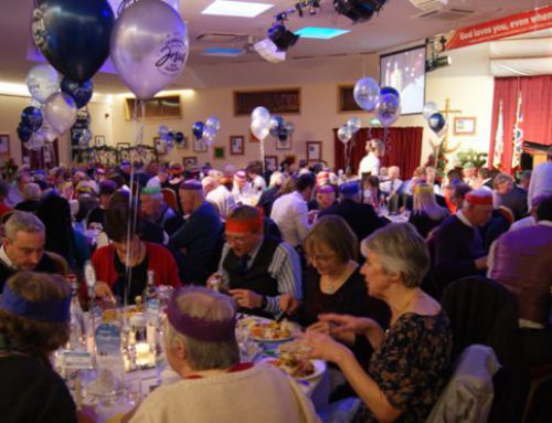 Pastors & Leaders Christmas Banquet 2017