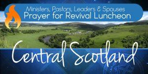 Central Pastors Luncheon @ NCO Centre | Scotland | United Kingdom