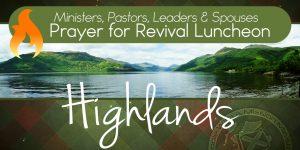 Highlands & Islands Pastors Luncheon @ New Drumossie Hotel | Scotland | United Kingdom