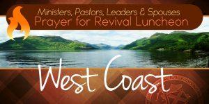 West Coast Pastors Luncheon @ David Lloyd Centre | United Kingdom