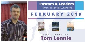 Highlands & Islands Pastors Luncheon: Tom Lennie @ The New Drummosie Hotel, Old Perth Road, Inverness IV2 5BE