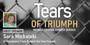 Tears of Triumph - Sara Michalski @ NCO Annexe
