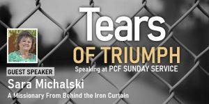 Tears of Triumph - Sara Michalski @ NCO Centre