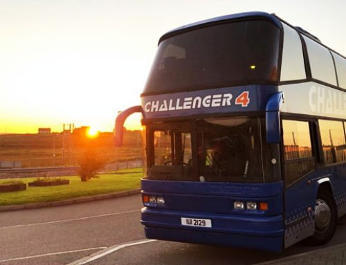 Challenger Bus in Point