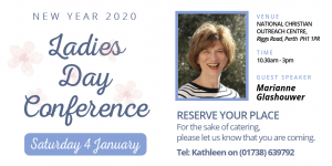 New Year 2020 - Ladies Day Conference