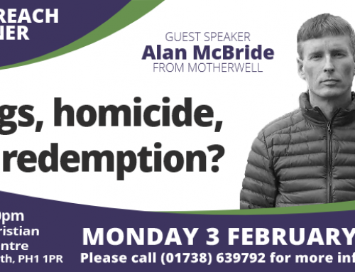 February Dinner Meeting: Alan McBride