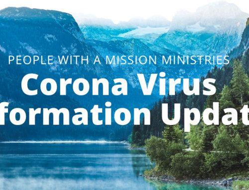Corona Virus Information Update