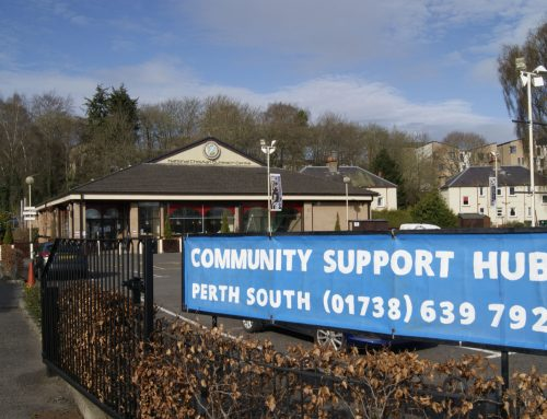 NCOC is designated a Community Support Hub